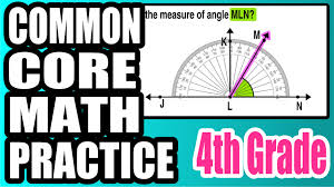 how do i measure an angle using a protractor 4th grade math