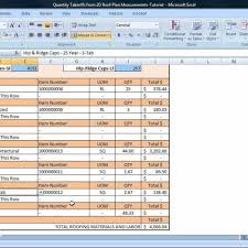 estimating roofing u2013 template overview mp4 u2013 youtube for roofing