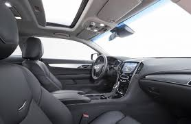 Cadillac Ats Coupe Interior Cadillac Ats Wish List Vented Seats Gm Authority