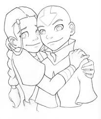 45 best aang and katara images on pinterest team avatar air