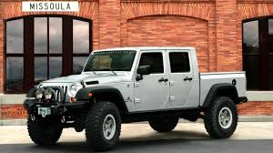 jeep truck conversion the jeep brute double cab you know for families