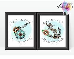 be the one to guide me but never hold me down art prints