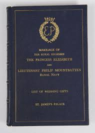 wedding gifts elizabeth list of wedding gifts princess elizabeth lading for