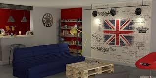 deco chambre londres décoration chambre londres peinture 17 clermont ferrand 16021542
