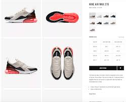 nike si e social why nike s refreshed product pages improve cx beat adidas