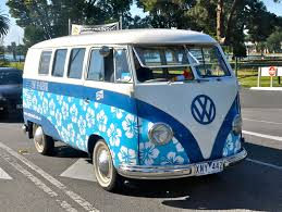 volkswagen van transparent 70 u0027s vw mini bus on the road melbourne au amazing australia