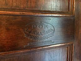 cigar humidor display cabinet antique cuban cigar display cabinet humidor in a nutshell
