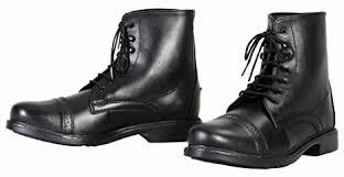 womens size 12 paddock boots amazon com tuffrider s starter lace up laced paddock boots