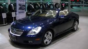 used lexus sc430 for sale by owner 2003 lexus sc 430 video 001 youtube