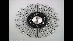 modern wall wall clocks style suggestions clocks 2017 youtube