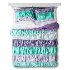 target bedding for girls wavy chevron and striped comforters