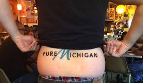 send us photos of your michigan state university themed tattoos