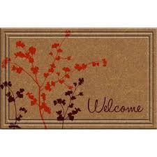 Welcome Doormats Door Mats Shop The Best Deals For Nov 2017 Overstock Com