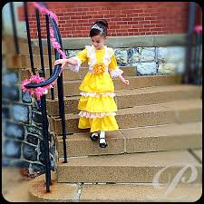 girls yellow summer lace dress the lace princess boutique