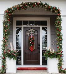 contemporary a wood front door ways to decorate your front porch