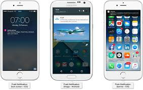 push notifications android push notification formats accengage