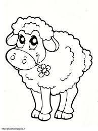 coloriage animaux de la ferme  Animaux  Pinterest