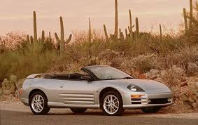 mitsubishi convertible 2003 2001 mitsubishi eclipse spyder information and photos zombiedrive