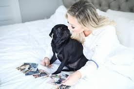 Personalized Dog Photo Album Mallory Ervin U2013 Everyday Mal