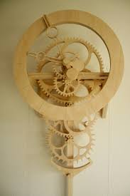 build wooden clock plans clayton boyer diy pdf wood magazine