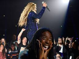 Beyonce Concert Meme - future meme describes my beyonce concert experience perfectly