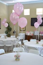 simple centerpieces baby shower table decorations simple diy baby shower
