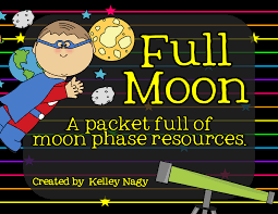 moon phases resource packet moon phases worksheets and moon