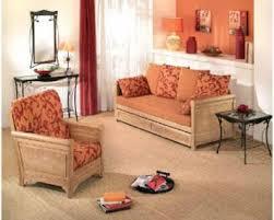 canape de style canape lit gigogne et fauteuil de style brocante