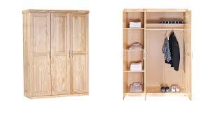 Schlafzimmerschrank Buche Nachbildung Kleiderschränke Rustikal Und Zeitlos Elegant Betten De