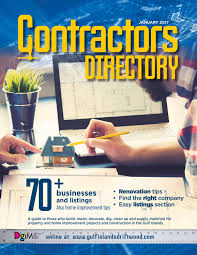 contractors directory 2017 by gulf islands driftwood publishing