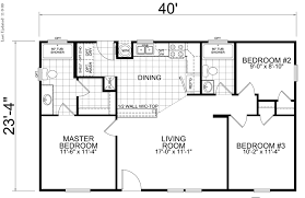 two bedroom two bath house plans 3 bedroom and 2 bathroom house homes floor plans