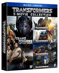 amazon com transformers 5 movie collection blu ray anthony