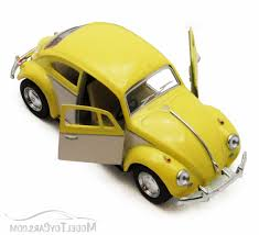 volkswagen buggy yellow volkswagen classical beetle yellow kinsmart dy scale diecast model