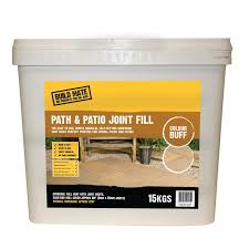 Patio Jointing Compound Patio Joint Fill Buff At Homebase Co Uk