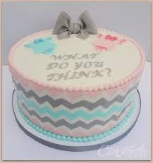 17 bästa bilder om gender reveal cake på pinterest kakor baby