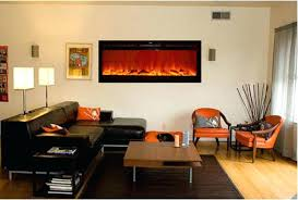 Wall Electric Fireplace Electric Fireplace That Hangs On Wall U2013 Popinshop Me