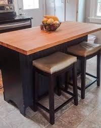 Small Kitchen Island Table 4 Mobile Islands For Small Kitchens Counter Space Leaves And
