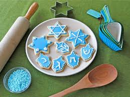 hanukkah cookies sugar cookie recipe from avey
