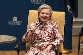 imagenes de uva hilary a forceful hillary clinton closes out uva s women s global