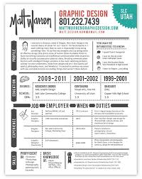 Tips to Create the Perfect Graphic Design Resume   HJMT Graphic design resume to inspire you how to create a good resume