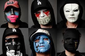Create Halloween Costume Create Hollywood Undead Group Costume Halloween