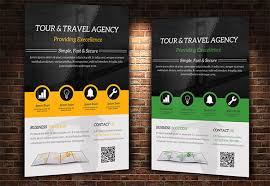 one page brochure template 48 travel brochure templates free sle exle format