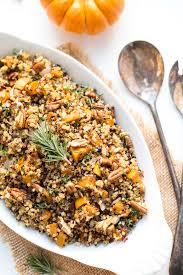 easy recipe for thanksgiving easy quinoa stuffing recipe simply quinoa