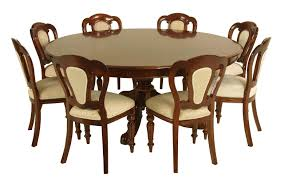 5 u00270 circular carved pedestal victorian dining table dining