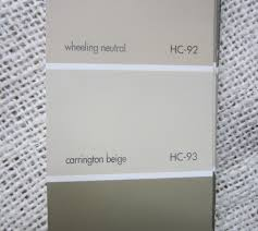 Beige Paint Down To Earth Style Wall Colors