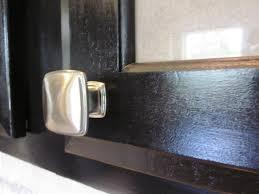 stainless steel kitchen cabinet knobs furniture decor trend