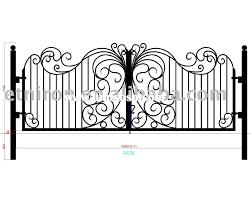wrought iron gates and on pinterest idolza