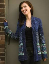 Free Northern Lights Sweater In Northern Lights Cardigan Northern Lights Knit Cardigan Pattern