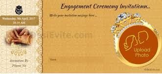 online invitations marathi engagement invitation free engagement invitation card
