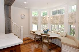 boston victorian window treatments dining room traditional with